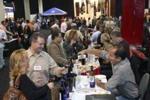 Wine Flowed and Serious Conversation Ensued at the First Wine and Spirits Show within the NRA Show